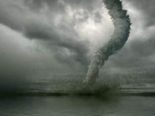 تفسير رؤية إعصار في المنام أو الحلم