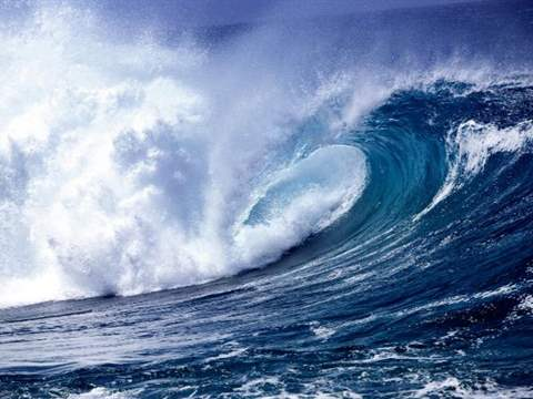 تفسير رؤية موجة في المنام أو الحلم