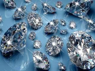 تفسير رؤية الماس في المنام أو الحلم