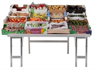 تفسير رؤية طاولة عرض البضائع في المنام أو الحلم