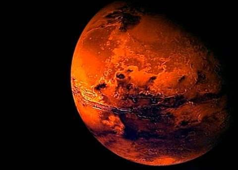 تفسير رؤية المريخ في المنام أو الحلم