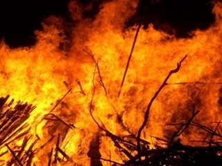 تفسير رؤية حريق في المنام أو الحلم