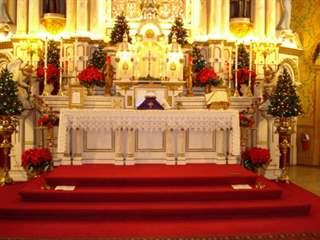 تفسير رؤية مذبح الكنيسة في المنام أو الحلم