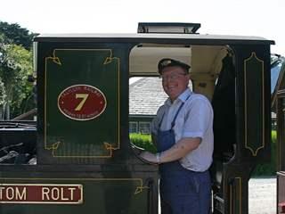تفسير رؤية سائق قطار في المنام أو الحلم