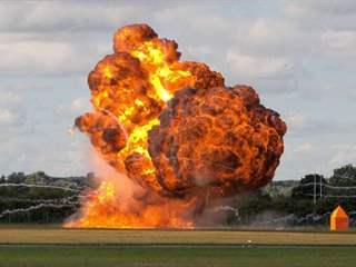 تفسير رؤية انفجار في المنام أو الحلم