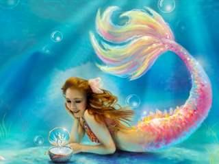 تفسير رؤية حورية البحر في المنام أو الحلم