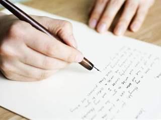تفسير رؤية خط اليد في المنام أو الحلم