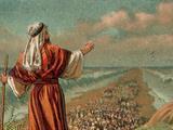 تفسير رؤية موسى في المنام أو الحلم
