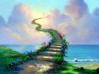 تفسير رؤية الجنة في المنام أو الحلم