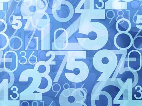 تفسير رؤية عدد في المنام أو الحلم