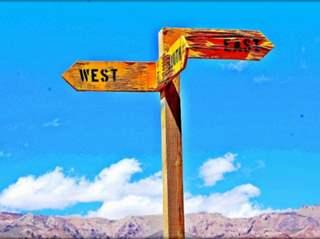 تفسير رؤية مشرق مغرب في المنام أو الحلم