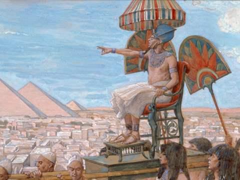 تفسير رؤية فرعون في المنام أو الحلم