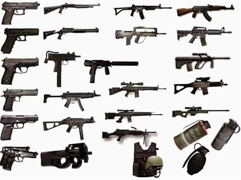 تفسير رؤية سلاح في المنام أو الحلم