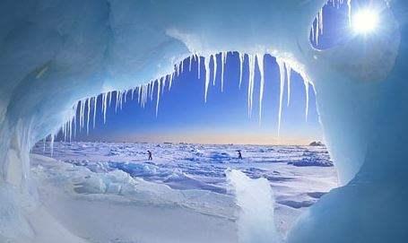 تفسير رؤية الجليد في المنام أو الحلم