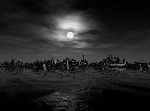 تفسير رؤية الظلام في المنام أو الحلم