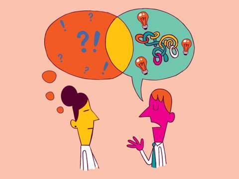 تفسير رؤية كلام في المنام أو الحلم