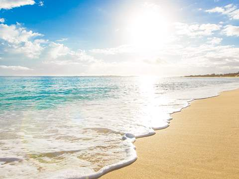 تفسير رؤية البحر في المنام أو الحلم