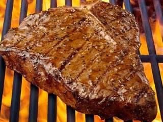 تفسير رؤية لحم مشوي في المنام أو الحلم