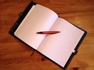 تفسير رؤية دفتر في المنام أو الحلم