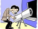 تفسير رؤية تلسكوب في المنام أو الحلم